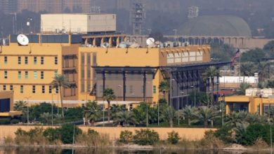 Photo of بغداد میں امریکی سفارتخانہ یا فوجی اڈہ؟
