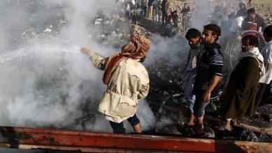 Photo of عدن ہوائی اڈے میں دھماکہ، 135 ہلاک و زخمی