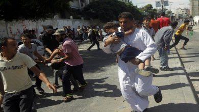 Photo of اسرائیل کی جارحیت اور بربریت، متعدد فلسطینی زخمی