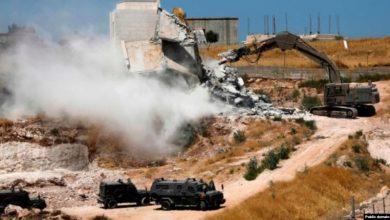 Photo of مقبوضہ علاقوں پر صیہونی مکانات کی تعمیر جنگی جرم ہے: فلسطین