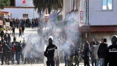 Photo of تیونس، عوامی احتجاج چوتھے روز میں داخل
