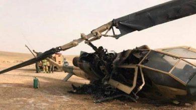 Photo of شام میں امریکی ہیلی کاپٹر گر کر تباہ