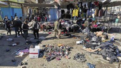 Photo of داعش نے بغداد خودکش حملوں کی ذمہ داری قبول کی