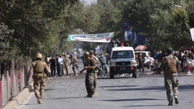 Photo of کابل میں دھماکہ ، ایک شخص جاں بحق