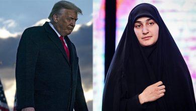 Photo of ٹرمپ آج کے بعد دشمنوں سے خوفزدہ ہو کر زندگی گزارے گا: زینب سلیمانی