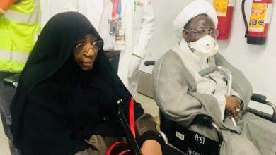 Photo of آیت اللہ شیخ زکزاکی کی اہلیہ کورونا میں مبتلا ہو گئیں