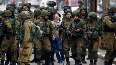 Photo of غرب اردن میں فلسطینی مظاہرین کی سرکوبی