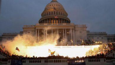Photo of امریکی پارلیمنٹ پر حملہ، 4 ہلاک، 60 زخمی، 52 گرفتار