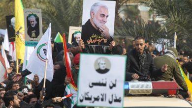 Photo of شہید سلیمانی اور شہید ابو مہدی کے مشن کو جاری رکھیں گے: عراقی عوام