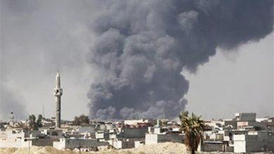 Photo of یمنی عوام کا مظاہرہ اور سعودی اتحاد کی بمباری