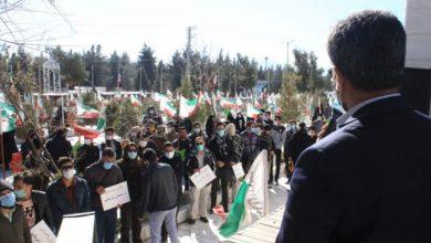 Photo of ایران میں بھی سانحہ مچھ کے خلاف احتجاجی مظاہرہ