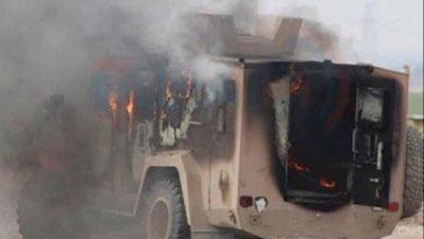 Photo of عراق، جنوبی علاقے میں امریکہ کے باوردی دہشت گردوں کے ایک کاروان پر حملہ
