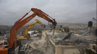Photo of دو ہفتوں کے دوران فلسطینیوں کے درجنوں مکانات مسمار