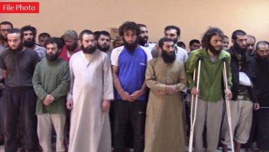 Photo of داعش سے وابستہ 100 دہشت گرد عراق کے حوالے