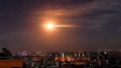 Photo of شامی ایئرڈیفنس نے اسرائیل کے حملے کو ناکام بنادیا