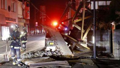 Photo of جاپان میں 7.3 شدت کے زلزلے سے مشرقی ساحلی علاقہ لرز اٹھا