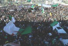 Photo of الجزائر میں احتجاجی مظاہرے