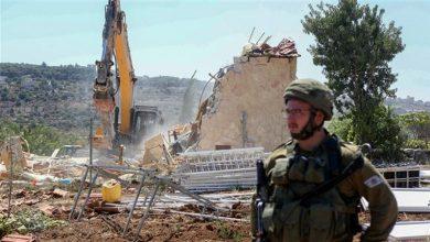 Photo of پندرہ روز میں فلسطینیوں کی چھبیس املاک مسمار