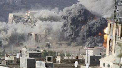 Photo of سعودی اتحاد کی الحدیدہ پر جارحیت 5 یمنی زخمی