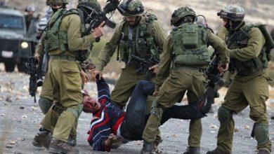 Photo of غرب اردن میں بڑے پیمانے پر فلسطینیوں کی گرفتاری