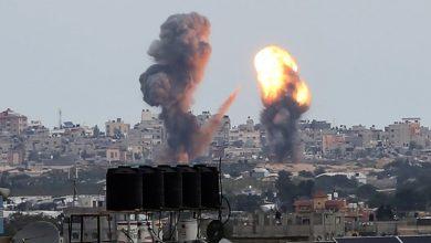 Photo of غاصب صیہونی حکومت نے کل رات غزہ پٹی پر ایک بار پھر حملہ کیا ہے۔