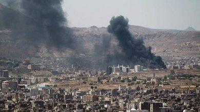 Photo of مآرب میں شکست کے بعد جارح سعودی اتحاد کی وحشیانہ بمباری