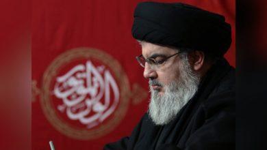 Photo of رہبر انقلاب اسلامی کے نام سید حسن نصراللہ کا تعزيتی پیغام