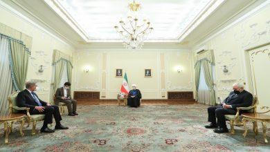 Photo of امن و سیکورٹی ایران و پاکستان کی مشترکہ تشویش ہے : صدر حسن روحانی