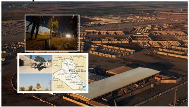 Photo of عراق میں امریکی فوج کے اڈے پر ڈرون حملہ
