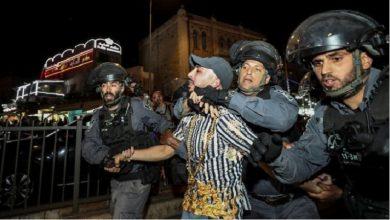 Photo of صیہونی فوجیوں اور فلسطینیوں میں جھڑپیں متعدد زخمی و گرفتار