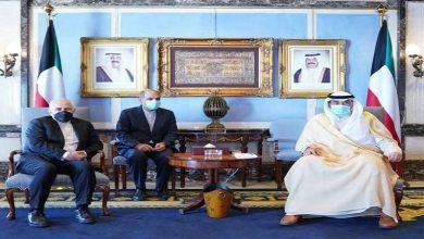 Photo of ایران کے وزیر خارجہ کی کویتی وزیراعظم سے ملاقات