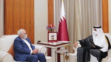 Photo of ایران کے وزیر خارجہ کی امیر قطر سے ملاقات