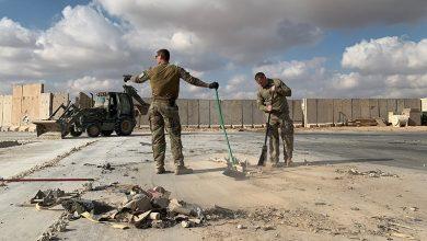Photo of امریکہ کے اہم فوجی اڈے وکٹوریا پر راکٹوں سے حملہ