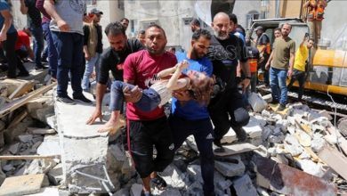Photo of صیہونی حملوں میں 218 فلسطینی شہید