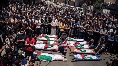 Photo of شہدائے غزہ اور غرب اردن کی تعداد میں اضافہ