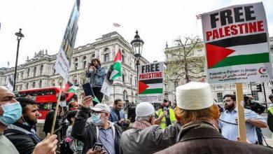 Photo of بیت المقدس کی آزادی کیلئے لندن اور مانچسٹر میں احتجاجی مظاہرے