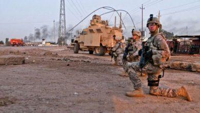 Photo of عراق میں امریکہ کے البلد فوجی اڈے پر راکٹوں کی بارش