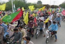 Photo of پاکستان میں یوم القدس کی ریلیاں -تصاویر