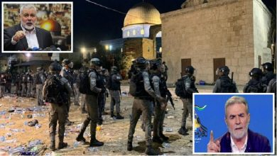 Photo of مسجد الاقصی پر صیہونیوں کا حملہ، فلسطینی گروہوں کا انتباہ
