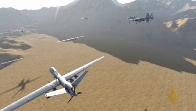 Photo of سعودی عرب کے فوجی اڈے پر ڈرون حملہ، 60 سے زائد سعودی آلہ کار ہلاک یا زخمی