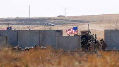 Photo of شام میں دہشت گرد امریکی فوجی اڈے پر میزائلوں کی بارش