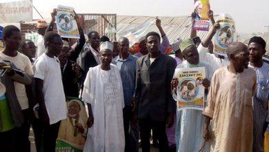 Photo of آیت اللہ شیخ زکزاکی کی رہائی کیلئے احتجاجی مظاہرہ