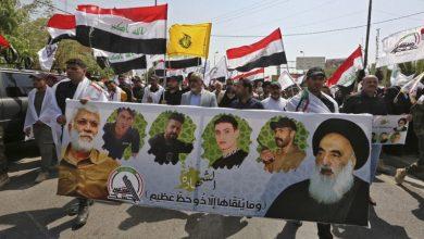 Photo of امریکا مردہ باد، اسرائیل مردہ باد کے نعروں سے گونج اٹھا عراق
