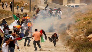 Photo of غرب اردن اور مشرقی بیت المقدس میں صیہونی فوجیوں اور فلسطینیوں میں جھڑپیں