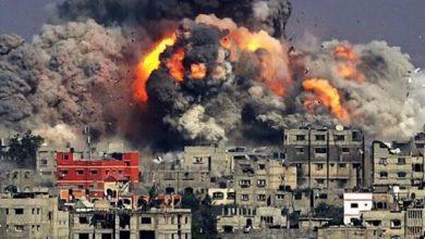 Photo of اسرائیل کا غزہ پر اسلامی مزاحمت کے ٹھکانے پر ہوائی حملہ