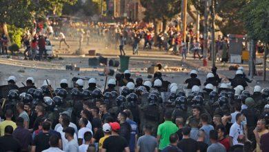 Photo of غرب اردن میں محمود عباس کے خلاف احتجاجی مظاہرے