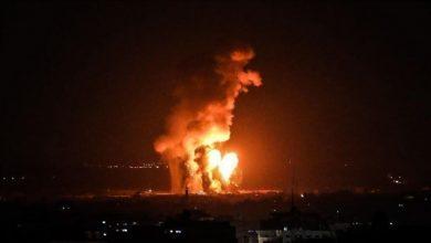 Photo of غزہ پر صیہونیوں کی تازہ وحشیگری