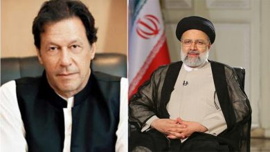 Photo of پاکستانی وزیراعظم کا منتخب ایرانی صدر کو فون، اہم امور پر تبادلہ خیال