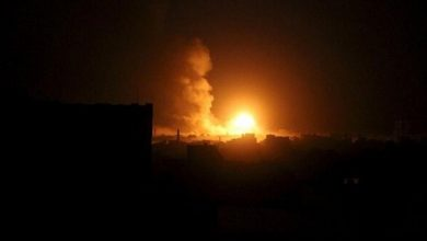 Photo of سعودی اتحاد کے فوجی اڈے میں زور دار دھماکہ