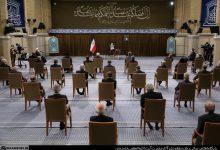 Photo of رہبر معظم انقلاب اسلامی کے ساتھ موجودہ کابینہ کے اراکین کی آخری ملاقات